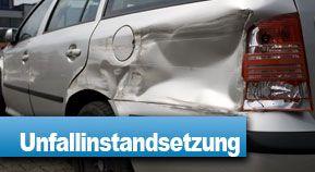 unfallinstandsetzung Paderborn Auto Hansen